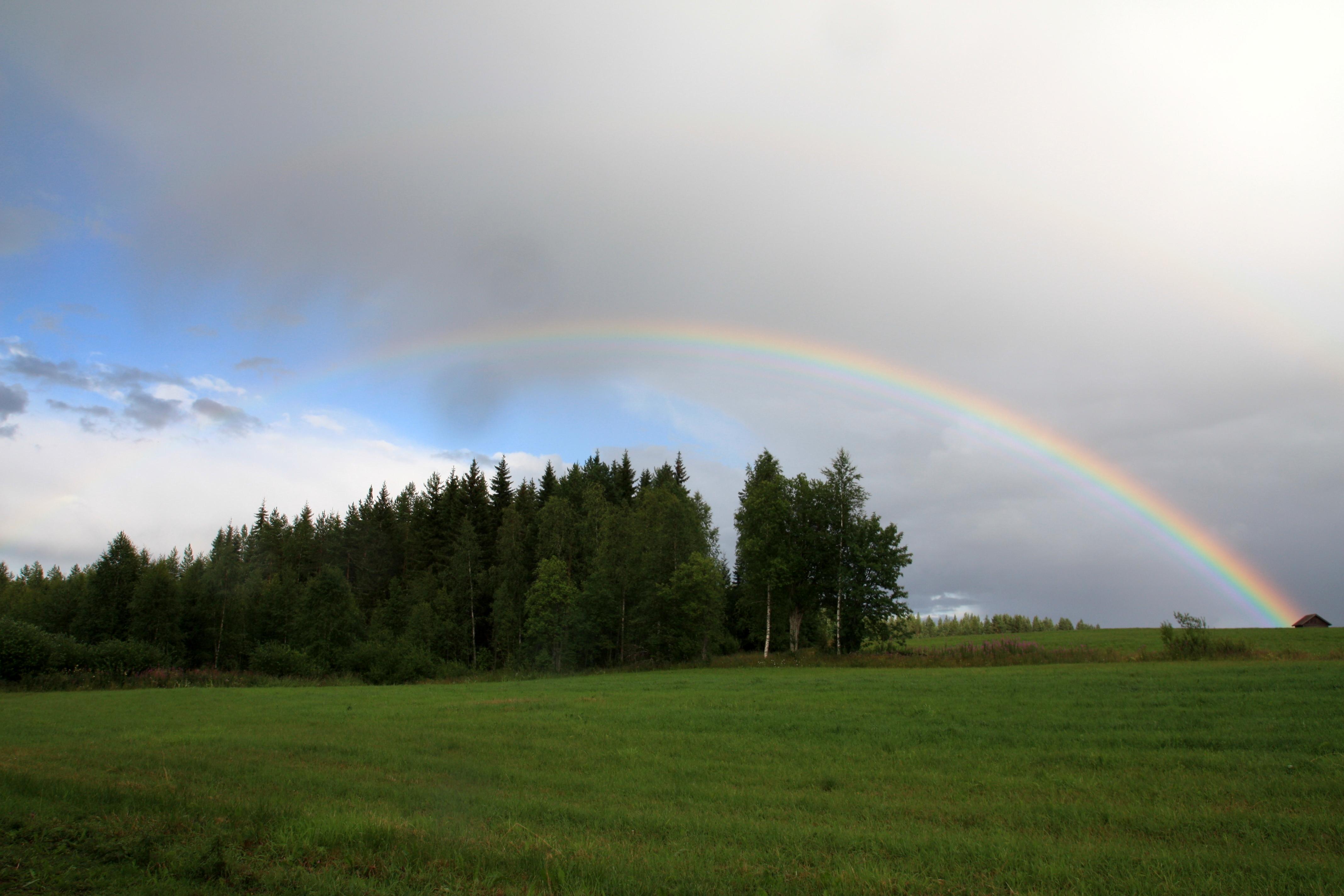 Maaseutu. Ilmaisia kuvia Suomesta.
