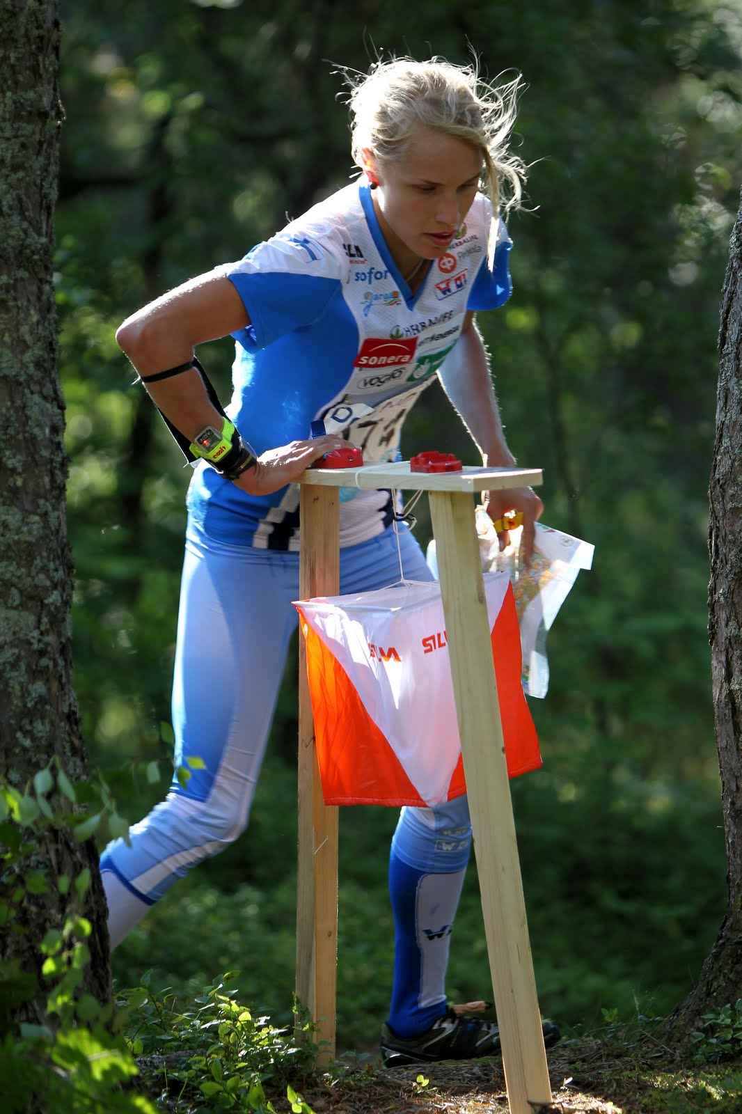 Minna Kauppi vuonna 2010. Torben Utzon, CC BY-SA 3.0 via Wikimedia Commons