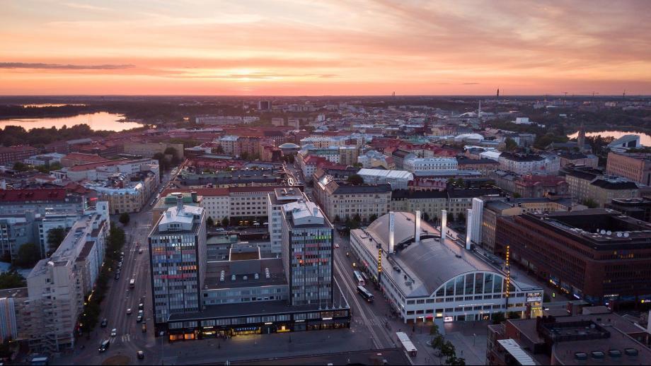 Helsinki. Pixabay.